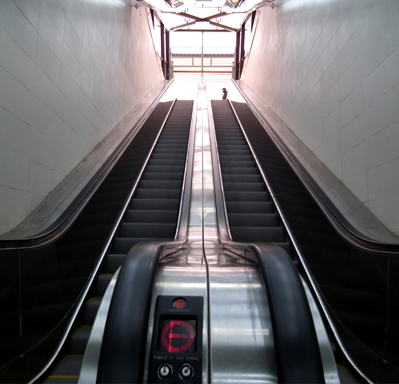 GYG Escalator