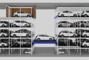 Car Parking Solution